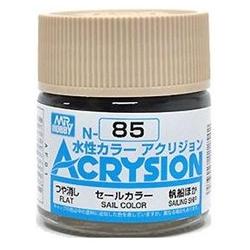 Acrysion N85 - Sail Color (Flat/Sailing Ship) (N85)