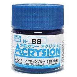 Acrysion N88 - Metallic Blue (Metallic/Primary) (N88)