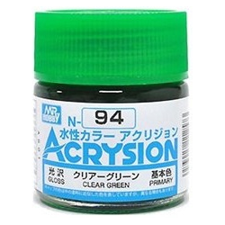 Acrysion N94 - Clear Green (Gloss/Primary)