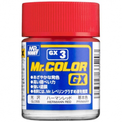 Mr. Color GX 3 - Hermann Red