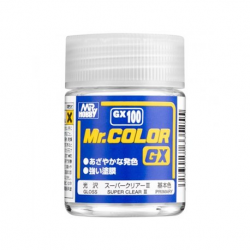 Mr. Color GX 100 - Super Clear III