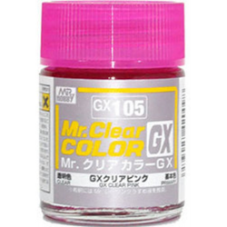 Mr. Color GX 105 - CLEAR PINK