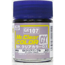 Mr. Color GX 107 - CLEAR PURPLE