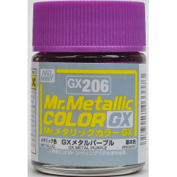 Mr. Color GX 206 - METAL PURPLE (METALLIC)