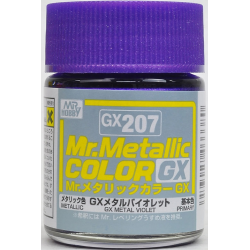 Mr. Color GX 207 - METAL VIOLET (METALLIC)