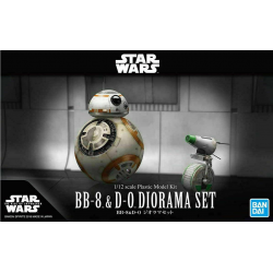 1/12 BB-8 & D-O Diorama Set (The Rise of Skywalker)