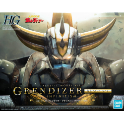 HG Grendizer (Infinitism) (Black Ver.) (SHIPS JAN 12TH)
