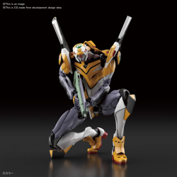 RG MULTIPURPOSE HUMANOID DECISIVE WEAPON, ARTIFICIAL HUMAN EVANGELION UNIT-00 PREORDER
