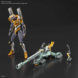RG MULTIPURPOSE HUMANOID DECISIVE WEAPON, ARTIFICIAL HUMAN EVANGELION UNIT-OO DX POSITRON CANNON SET PREORDER