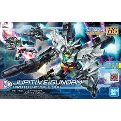 HG BD:R Jupitive Gundam (0XX)