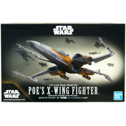 1/72 Poe's X-Wing Fighter (The Rise of Skywalker)