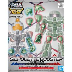 SD CS - Silhouette Booster (Green) (OP-0X)