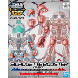 SD CS - Silhouette Booster (Red) (OP-07)
