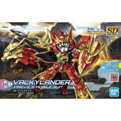 SD BD:R Valkylander (016)