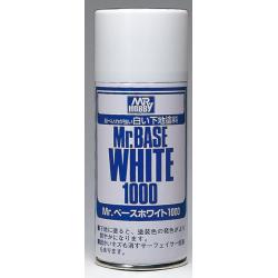MR. BASE WHITE 1000 (SPRAY) (B518)