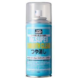 Mr. SUPER SMOOTH CLEAR (Spray) (B530)