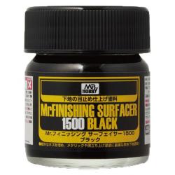 MR. FINISHING SURFACER 1500 BLACK (SF288)