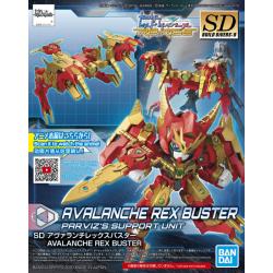 SD BD:R Avalanche Rex Buster (018)