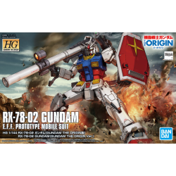 HG (The Origin) RX-78-02 (Gundam The Origin Ver.) (026)