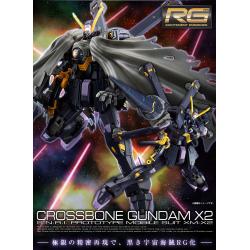 RG Crossbone Gundam X2