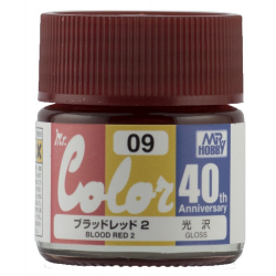 Mr. Color 40th Anniversary - BLOOD RED2 (AVC09)