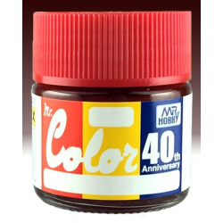Mr. Color 40th Anniversary - CRANBERRY RED PEARL (AVC03)