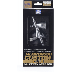 Mr. Airbrush Supreme / Custom (0.18mm)