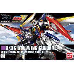 HG AC XXXG-01W Wing Gundam 1/144