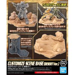 30MM - Customize Scene Base (Desert Ver.)