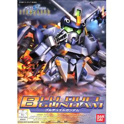 BB295 Blu Duel Gundam