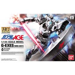 HG Gundam Age-1 G-EXES 1/144