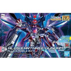 HG BD:R Alus Earthree Gundam (0XX)