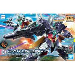 HG BD:R Uraven Gundam (0XX)
