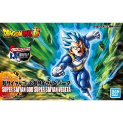 Figure-rise Standard - Super Saiyan God Vegeta
