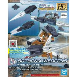 HG BD:R Saturnix Weapons (0XX)