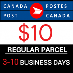 Canada Post - Regular parcel