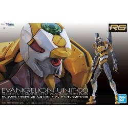 RG Evangelion ProtoType Unit-00