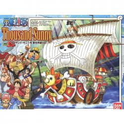 One Piece - Thousand Sunny New World Version