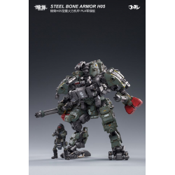 Dark Source Steelbone Armor (H05)