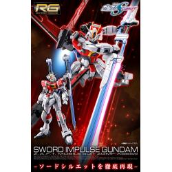 RG Sword Impulse Gundam *PREORDER*