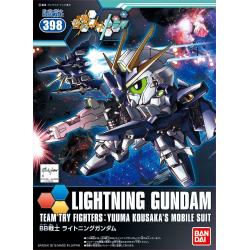 BB398 Lightning Gundam