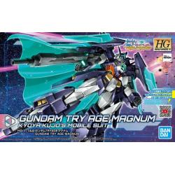 HG BD:R Gundam TRY AGE Magnum (027)
