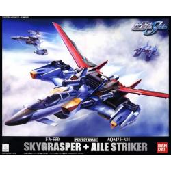 PG Sky Grasper + Aile Striker 1/60