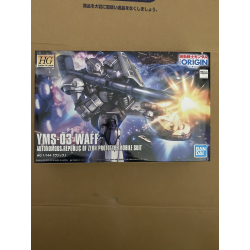 HG (The Origin) YMS-03 Waff (008) *BOX DAMAGE*