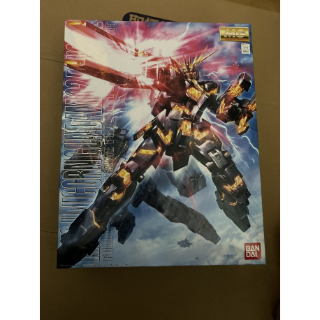 MG RX-0 Unicorn Gundam 2 Banshee *BOX DAMAGE*