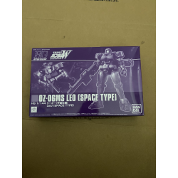 HG OZ-06MS LEO (SPACE TYPE) *BOX DAMAGE*
