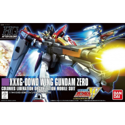 HG AC Wing Gundam Zero 1/144