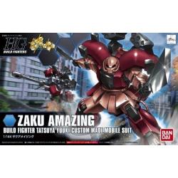 HG BF Zaku Amazing 1/144