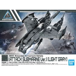 30MM - Exa Vehicle (Attack Submarine Ver.) (Light Gray) (XX)