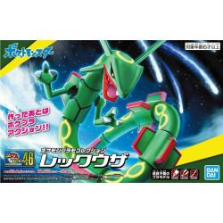 Pokemon Model Kit - RAYQUAZA